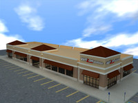 maya strip mall