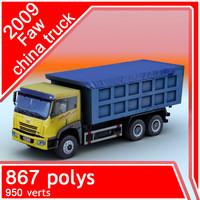 2009 FAW china Truck