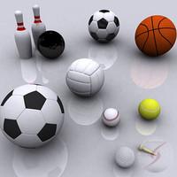 colección balls 3d 3ds