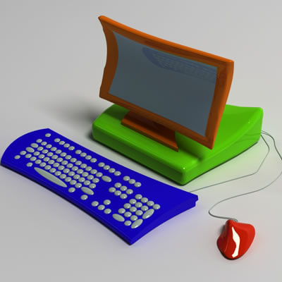 max cartoon computer