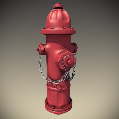3ds street hydrant