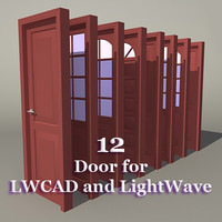 Door for LWCAD.zip
