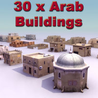 30 Arab Buildings