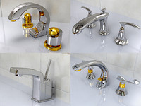 4 AquaBrass Lavatory Faucet collections