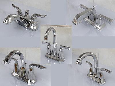 3d american standard polished