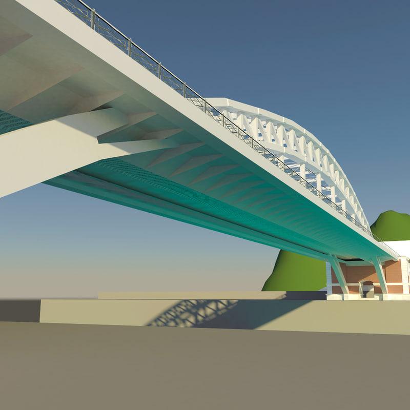 railroad bridge ma