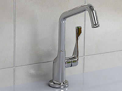 Hansgrohe Axor Citterio Kitchen Faucet 39850
