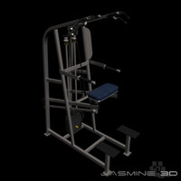 maya gym equipment