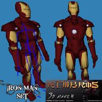 3ds max ironman mu online