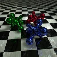 3d fun jacks model