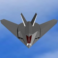 free max mode stealth bomber