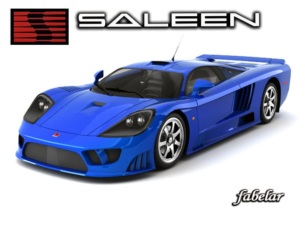 photorealistic saleen s7 max
