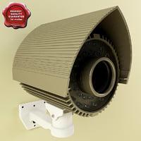 3d lwo security camera v2