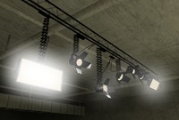 Studio Set Lights