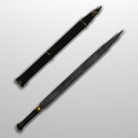 Black Soul Blade