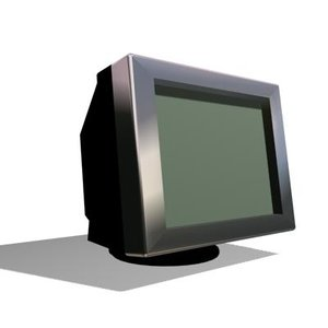 maya computer screen monitor