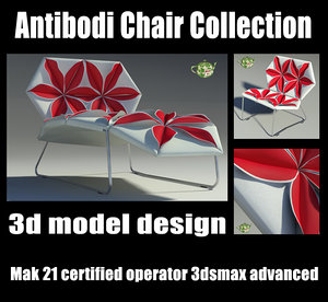 antibodi flower chair obj