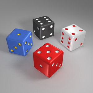 dices 3d ma