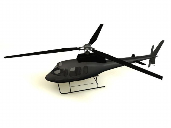 3ds max helicopter generic
