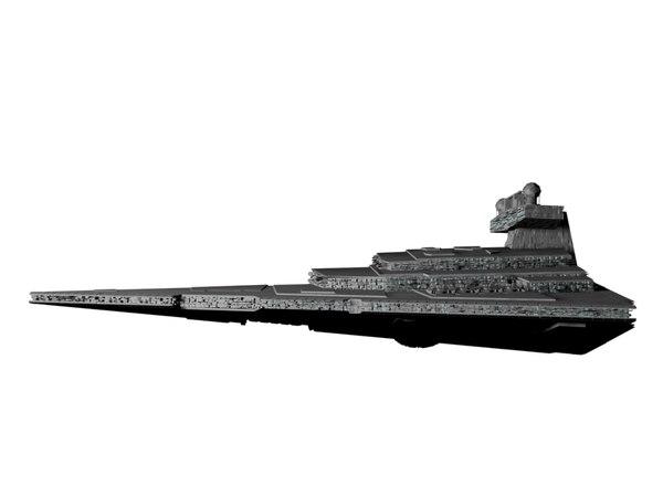 3d star destroyer imperial model