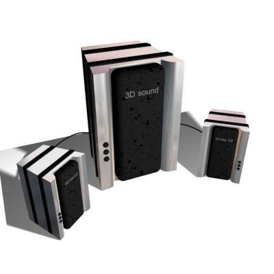 speakers max