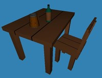 Tavern Furnishings