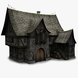 3ds old house