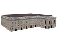 Architecture Classic Rome Building