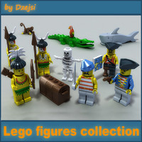 Lego figures collection