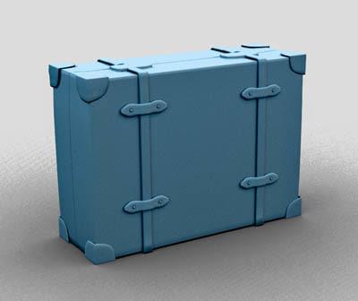 obj suitcase accessory