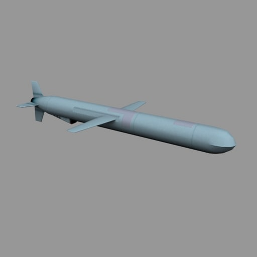 3ds tomahawk cruise missile