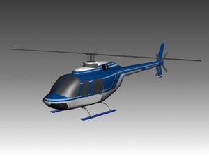 bell 206 helicopter max