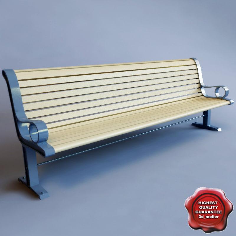 bench v3 3ds