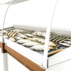 maya deli fish counter
