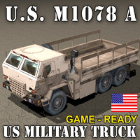 US.CARGO TRUCK M1078 A LMTV
