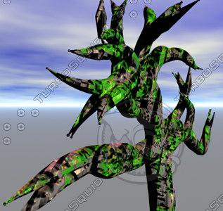 maya primitive tree