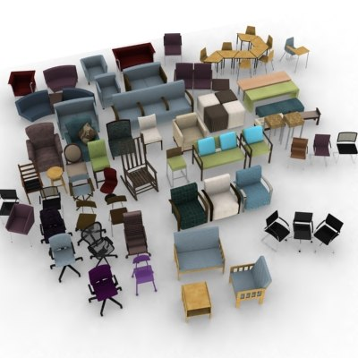 max chairs executive sofas