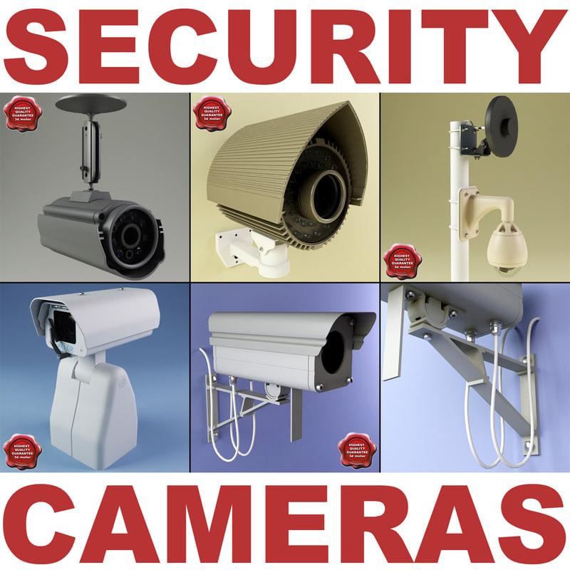 security cameras 3ds