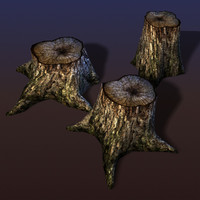 Spooky  stump