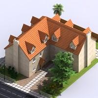 maya residential block