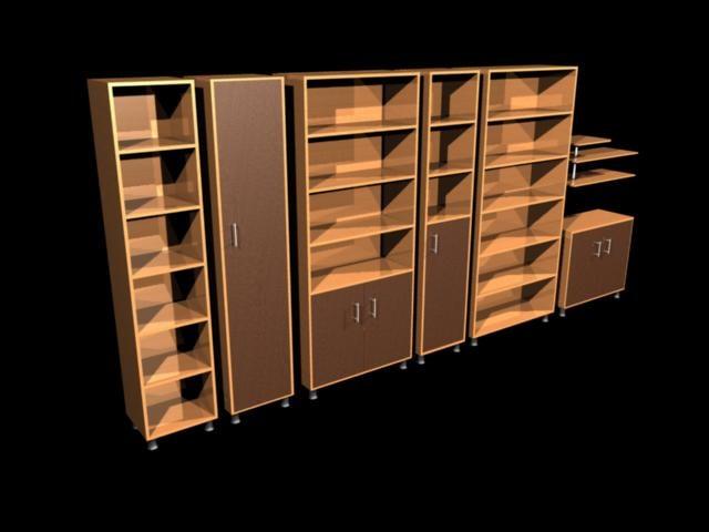 bookstands 3ds