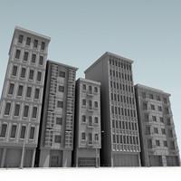 maya city block