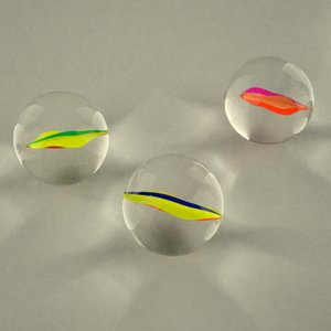 3d model glass ball