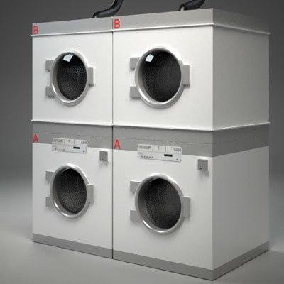 max public laundry machine