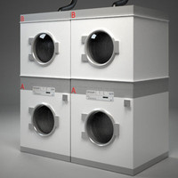 max public laundry machine
