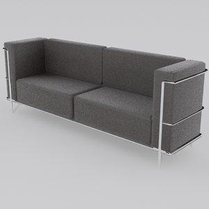3d sofa seat