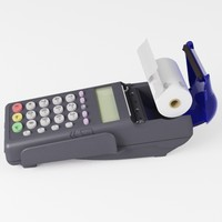 Credit card reader  Verizone 1