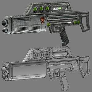 3d max vortex cannon