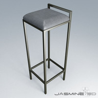 Furniture_Stool_001