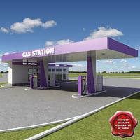 gas station v14 max